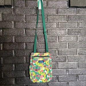 KAVU crossbody colored bag